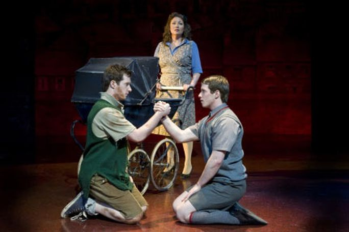 Blood Brothers Tickets