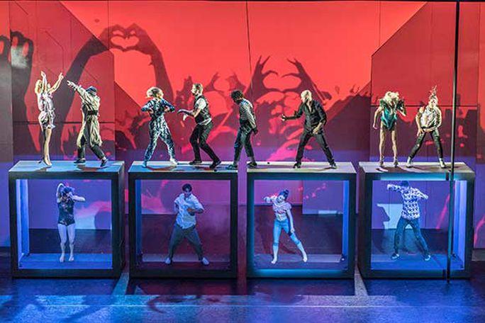 SOHO - Circus, Street Dance, Theatre Tickets