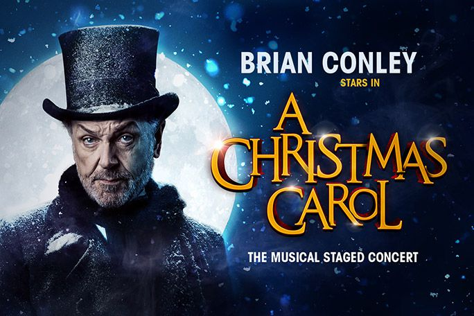 A Christmas Carol - The Musical Staged Concert Tickets