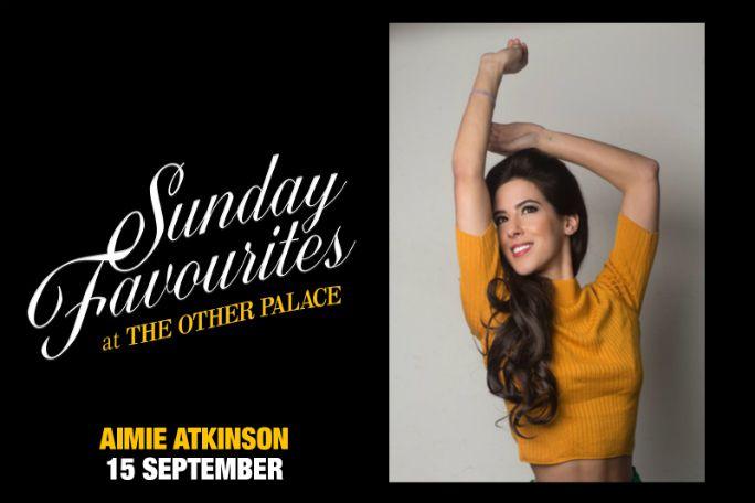 Sunday Favourites - Aimie Atkinson Tickets