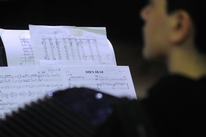 Fabrizio Cassol & Alain Platel - Requiem pour L Tickets