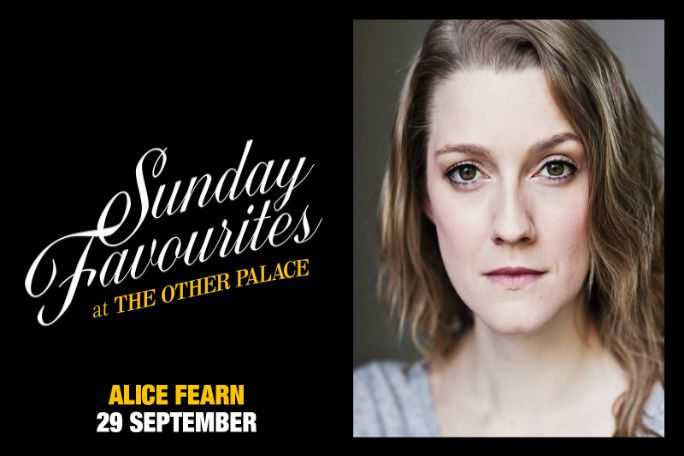 Sunday Favourites - Alice Fearn Tickets