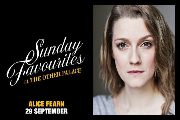Sunday Favourites - Alice Fearn Tickets