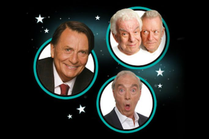 Barry Humphries - Silent Comedy Spectacular Tickets