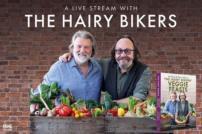 A Live Stream with The Hairy Bikers Tickets