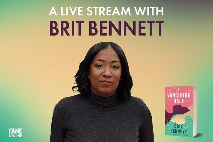 A Live Stream with Brit Bennett Tickets