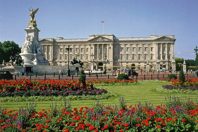 Buckingham Palace State Rooms Tickets