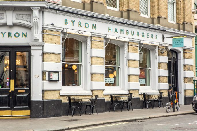 Byron - Covent Garden Tickets
