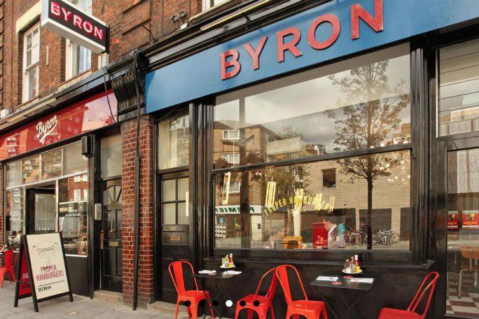 Byron - Waterloo Tickets