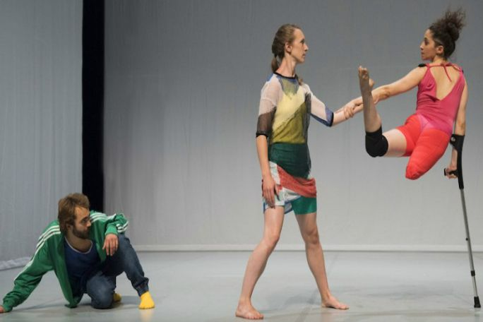 Candoco Dance Company - Double Bill Tickets
