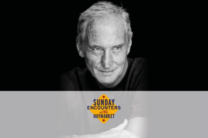 Sunday Encounters: An Evening with Charles Dance Tickets