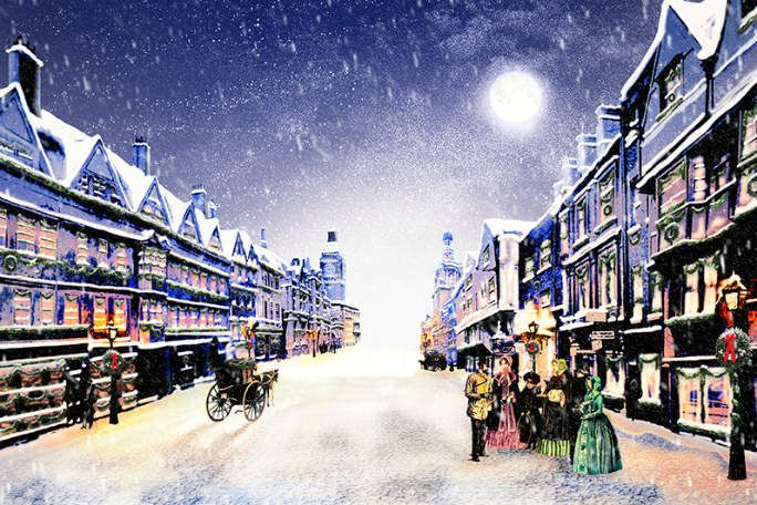 A Christmas Carol - English National Opera Tickets