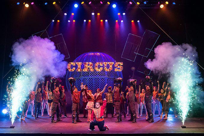 Cirque Berserk Tickets