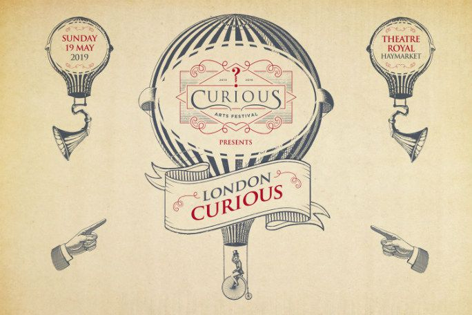 Sunday Encounters: Curious Arts Curate Curious London Tickets