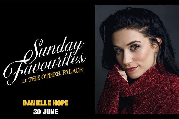 Sunday Favourites - Danielle Hope Tickets