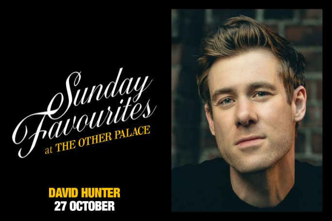Sunday Favourites - David Hunter Tickets