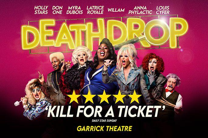 Death Drop Tickets