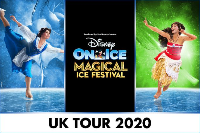 Disney on Ice presents Magical Ice Festival - Cardiff Tickets