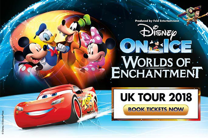 Disney On Ice: Worlds of Enchantment - Leeds Tickets