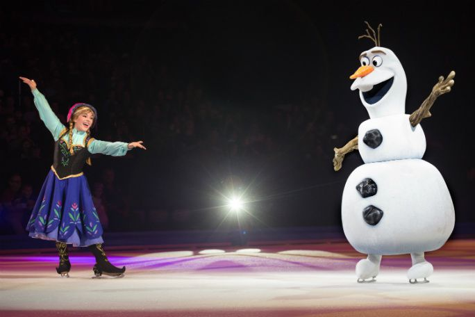 Disney On Ice celebrates 100 Years of Magic - Newcastle Tickets