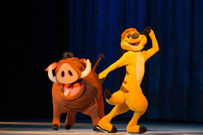 Disney On Ice celebrates 100 Years of Magic - Nottingham Tickets