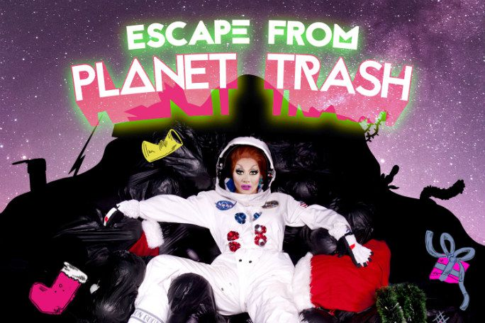 Sink The Pink presents ESCAPE FROM PLANET TRASH Tickets