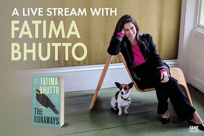 A Live Stream with Fatima Bhutto Tickets