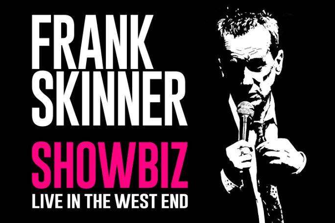 Frank Skinner - Showbiz Tickets