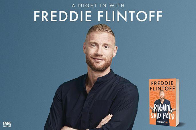 A Live Stream with Freddie Flintoff Tickets