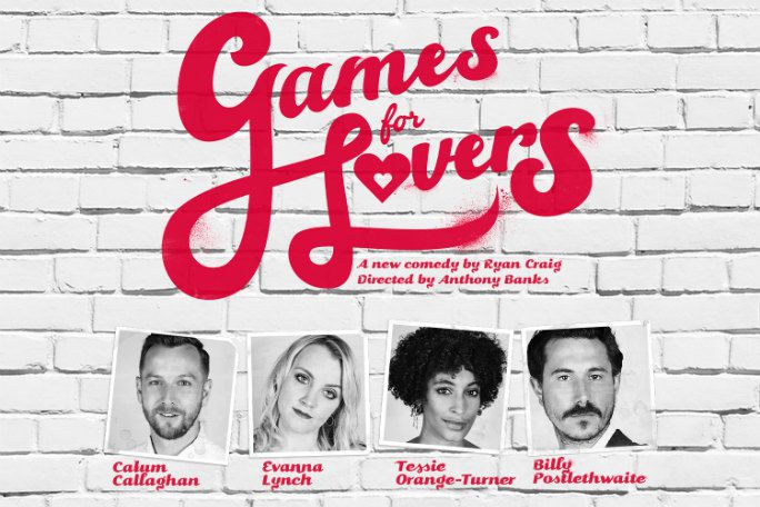 Games for Lovers Tickets
