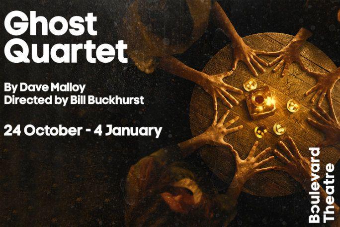 Ghost Quartet Tickets