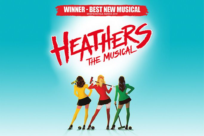 Heathers The Musical Tickets
