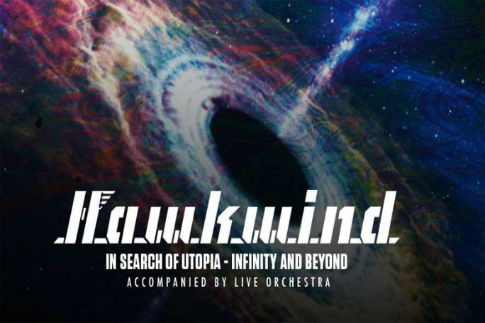 Hawkwind - In Search of Utopia Tickets