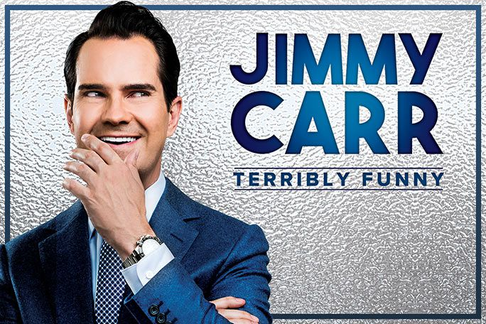 Jimmy Carr: Terribly Funny Tickets