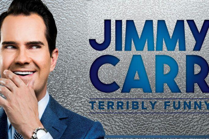 Jimmy Carr - Terribly Funny Tickets
