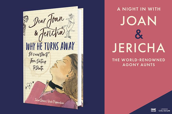 A Night in with Joan and Jericha  Tickets