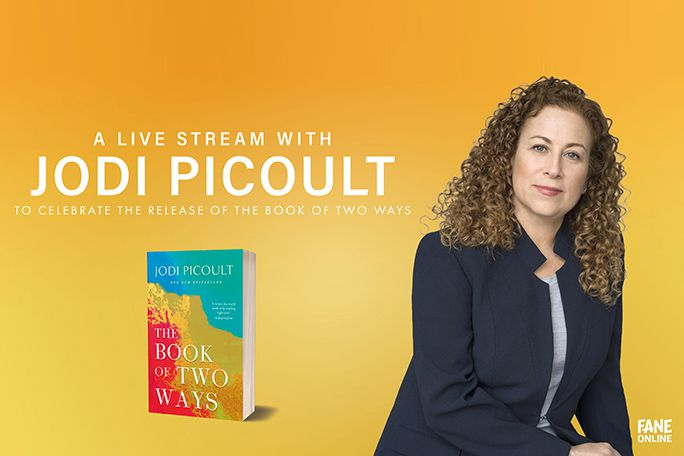 A Live Stream with Jodi Picoult Tickets