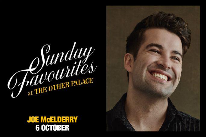 Sunday Favourites - Joe McElderry Tickets