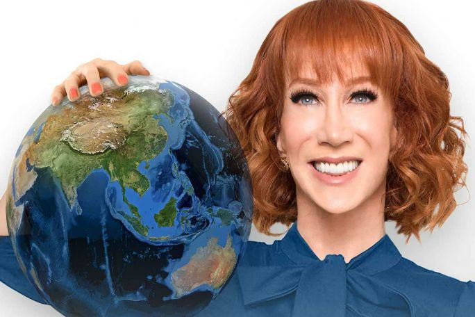 Kathy Griffin: Laugh Your Head Off Tickets