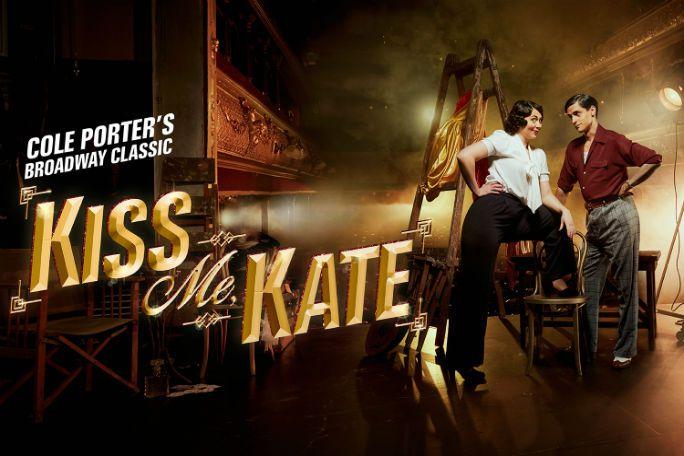 Kiss Me, Kate Tickets