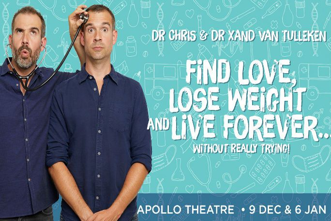 How to Find Love, Lose Weight & Live Forever... Without Really Trying Tickets