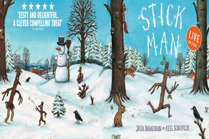 Stick Man Tickets