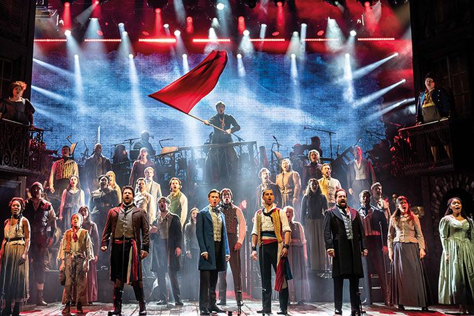 Les Miserables: The Staged Concert Tickets