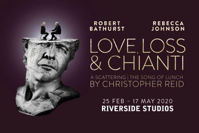 Love, Loss & Chianti Tickets