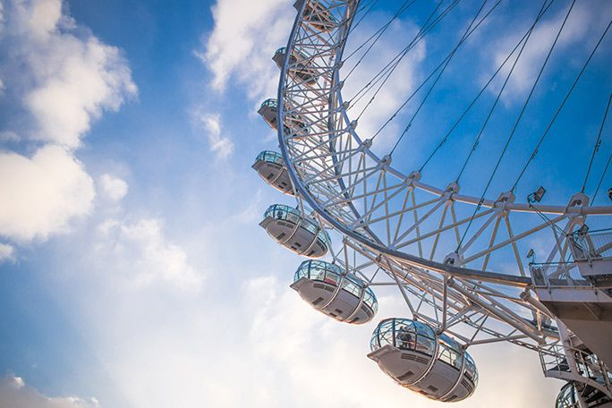 The lastminute.com London Eye Standard Experience (Same Day) Tickets