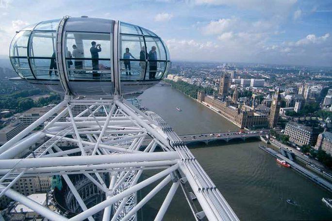 London Eye Standard & River Cruise (Same Day) Tickets