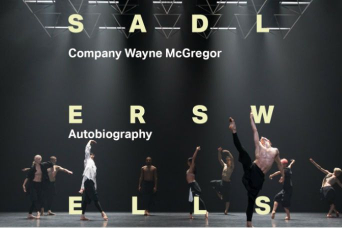 Wayne McGregor - Autobiography Tickets