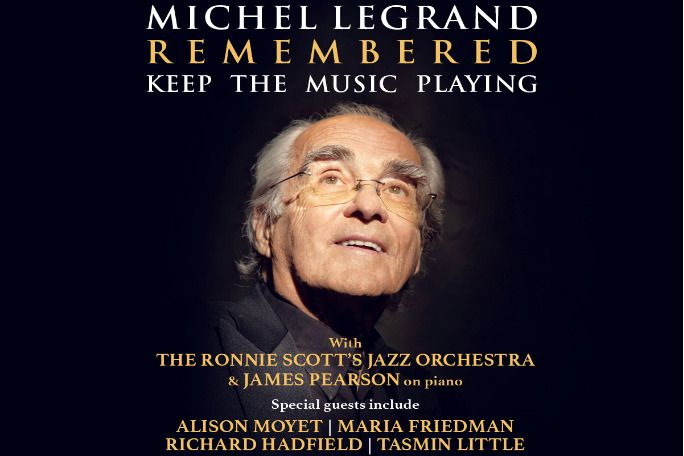 Michel Legrand Tickets