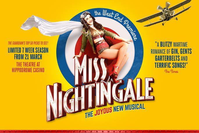 Miss Nightingale Tickets