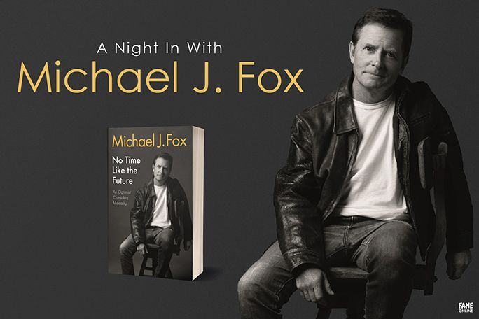 A Night in with Michael J. Fox Tickets